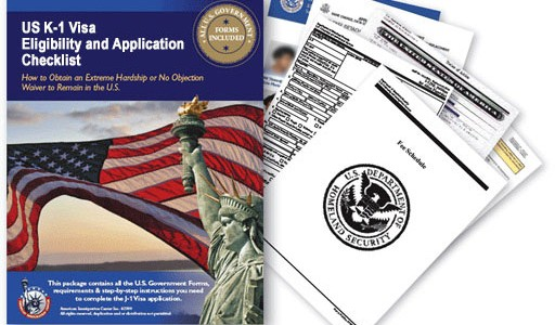 K-1 Visa Eligibility and Application Checklist